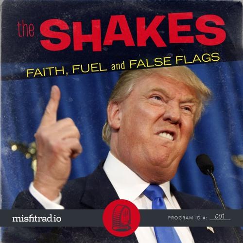 Faith, Fuel and False Flags Cover Art