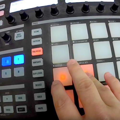 DJ Sean P On The Beats