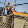 Clarkie On Dusty Rhino Thursday Breaks Burning Man 2015
