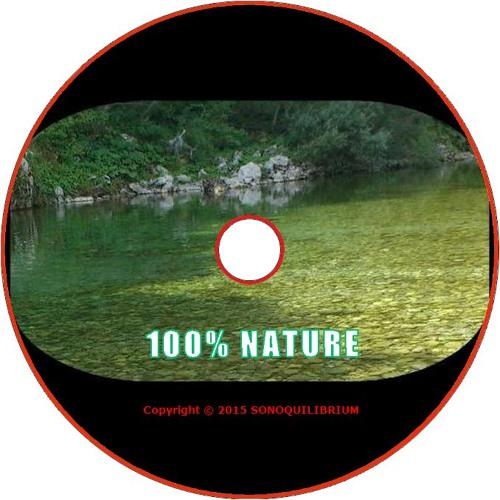 100% NATURE CD