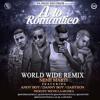 Nene Marti - A Lo Romantico Remix Ft. Gabyson, Danny Boy, Andy Boy (Prod. By Wicho La Muzika)