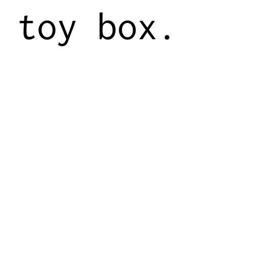 toy box. (flexible instrumentation)