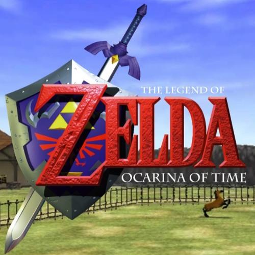 The Legend Of Zelda Ocarina Of Time (Lon Lon Ranch