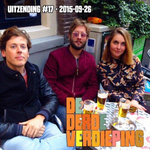 Aflevering #17 - 26 september 2015