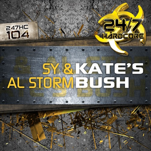 Sy & Al Storm - Kate's Bush (247HC104) - OUT NOW..