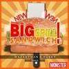 Wazabyman & HU$KY - Big Grill Sandwich!! [MONSTER RECORDS] mp3