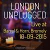 Michael Elliot Live @ London Unplugged, Barrel & Horn, Bromley 10.09.15