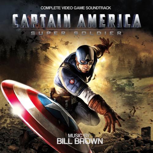 Captain America: Super Soldier (original soundtrack)
