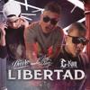 Elias Diaz - Libertad feat MC Davo, C-Kan Portada del disco