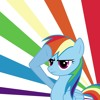 Download Renard - Rainbow Dash Likes Girls (Stay Gay Pony Girl) Mp3