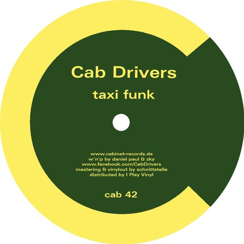 TAXI FUNK by Cab Drivers (snippet)