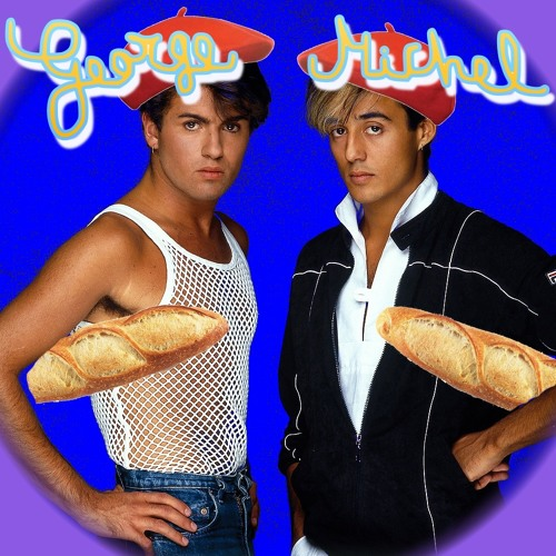 George Michael - Wake Me Up Before You Go - Go (Camembert Au Lait Crew - Normandy REMIX)