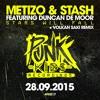Metizo & Stash feat. Duncan De Moor - Stars Will Fall Volkan Saki Remix