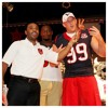 Houston Texans Ambassador JJ Moses On JJ Watt And The Likeability Factor