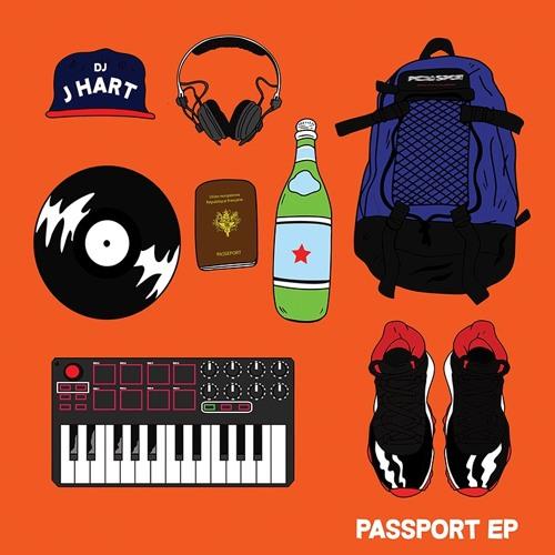 DJ J Hart - Passport EP