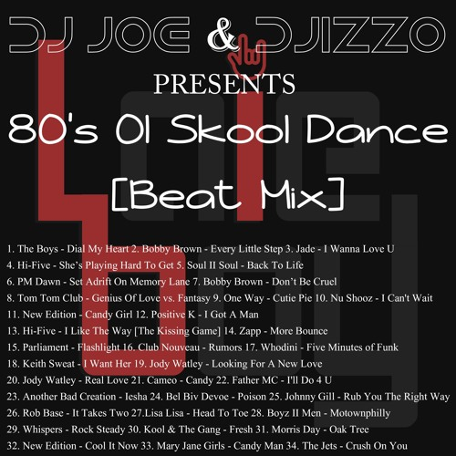 80's Ol Skool Dance [Beat Mix] + INTRO #LaieStyleMusic by DJ Joe