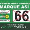 Yamir Lopez # 66Asamblea de Baoycá Voluntad y Fuerza