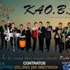 Humanos A Marte - Orquesta Kaoba EXITO 2015 (FB MusicaEcuatoriana)