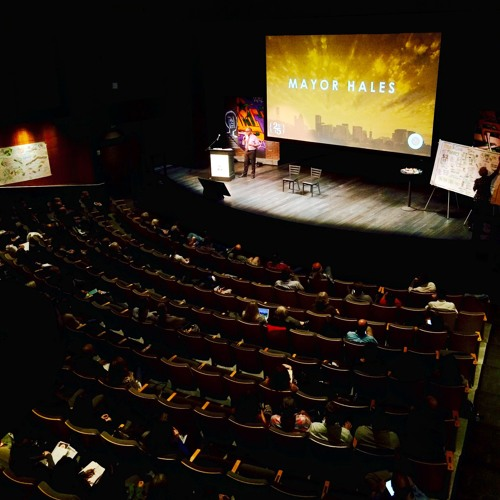 Mayor Hales Wraps Up Portland Creative Conference