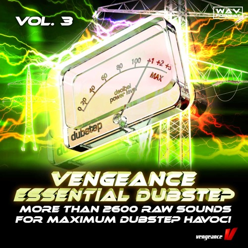 Vengeance SamplePack: Essential Dubstep Vol.3