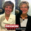 8-27-15 Region Newsmakers with Heather Hitz & Kaye Frataccia, EMPOWER Porter County -- Jay Stevens