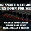DJ Snake Feat. Lil Jon - Turn Down For What (M.E Remix) Feat. Attalla & Tris Be