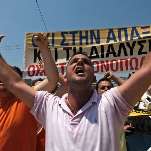 Radical journalist Colleen Bolger on the whys and wherefores of the Greek election