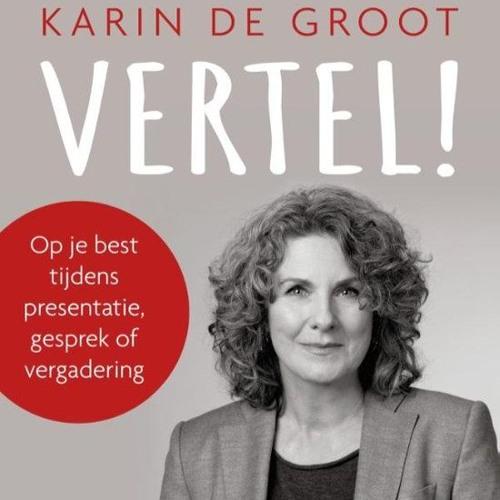 Managementboek: Vertel!