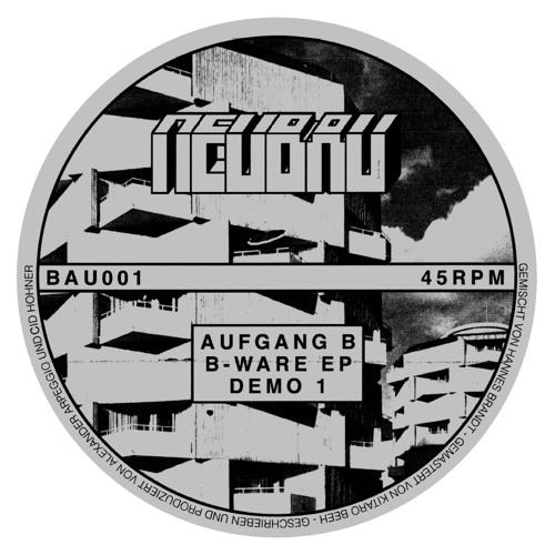 Aufgang B - B-Ware EP - BAU001