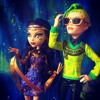 Es el final - Monster High® Cleo de Nile & Deuce Gorgon SC