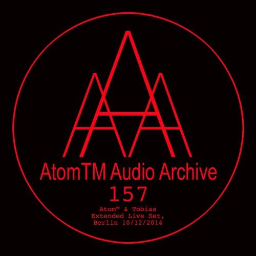 Atom™ & Tobias, Extended Live Set, Berlin 10/12/2014