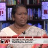 A Voice for Dalit Women in India: Ruth Manorama Speaks Out Against Caste-Based Discrimination