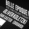 OLIVER KOLETZKI Dj Set - STIL VOR TALENT à la BELLE EPOQUE ! - ZiG ZAG Club - PARIS - 25.09.2015