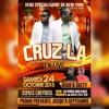 CRUZ LA EN LIVE LE 24 OCTOBRE 2015 à PARIS MixXxxXXx by DJ H509