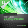 5Pin Media - Dark Minimal Techno - Ableton Operator Presets by Loopmasters (5 samples)