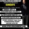 STEELIE LIVE ON AIR SUNDAY CLASSIC RADIO SHOW SEPT 27