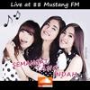 Semangat Yang Indah - Cherrybelle  Live at 88 Mustang FM