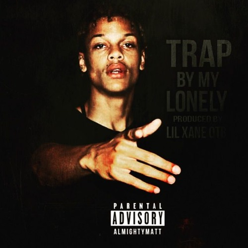 """SquidNice - """"Trap By My Lonely"""" (prod. Lil Xane)"""