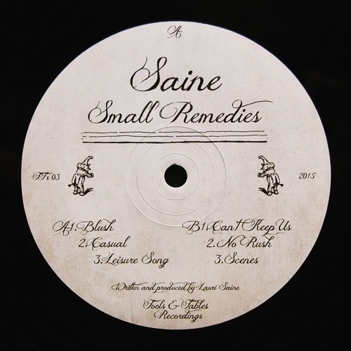 Saine - Leisure Song (Snip)