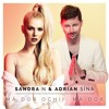 Sandra N & Adrian Sina - Ma Dor Ochii, Ma Dor