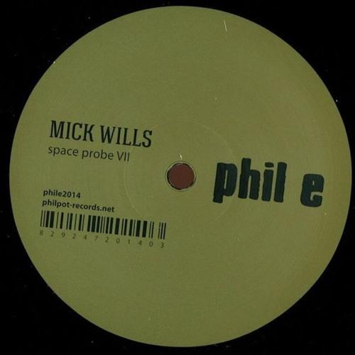 Mick Wills - Space Probe VII - Phil E 2014
