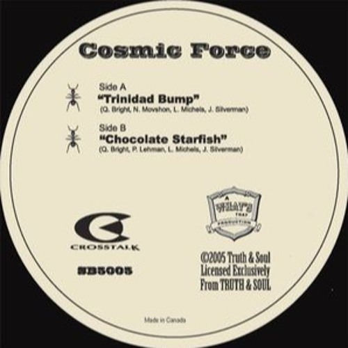 cosmic force - trinidad bump (chris luck edit)