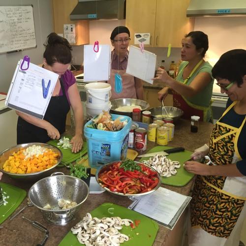 25 chandelles pour les Cuisines collectives Le Blé d'Or de Sherbrooke