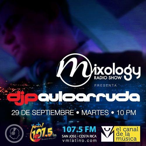 Paulo Arruda Deep House Mixology Radio Show | Sept 2015