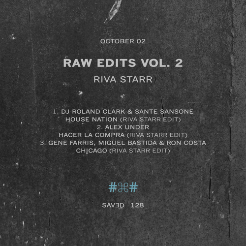 Gene Farris, Miguel Bastida & Ron Costa - Chicago (Riva Starr Edit) (Edit)