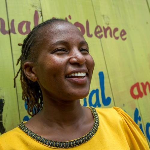 An Interview with Wangu Kanja - women's rights activist