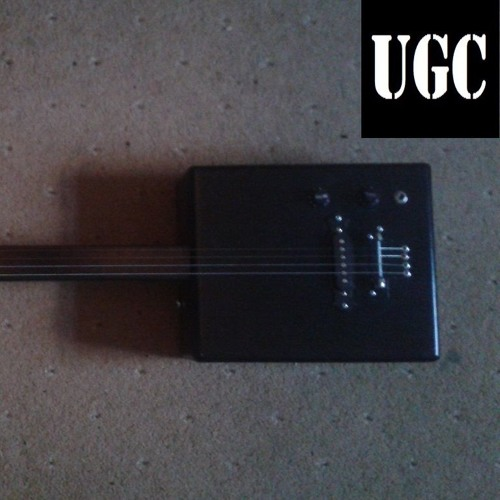 UGC Mk4/B 4 string guitar