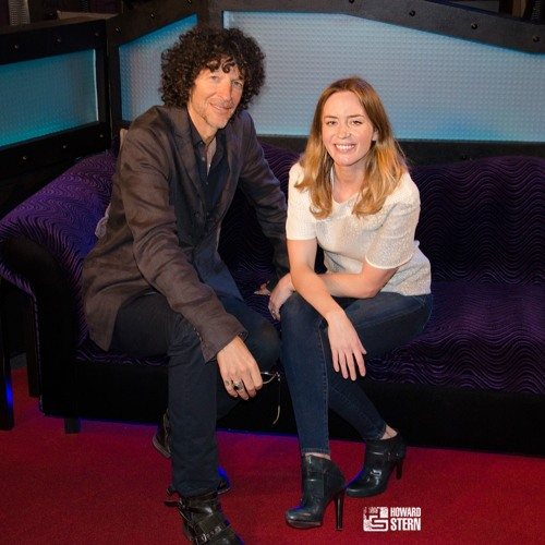 Emily Blunt On Basing Devil Wears Prada Character On Real People - The Howard Stern Show