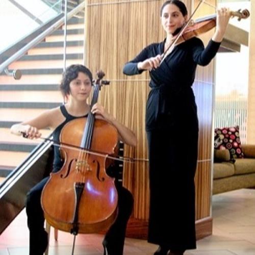 Violin and Cello Duos - Contemporary