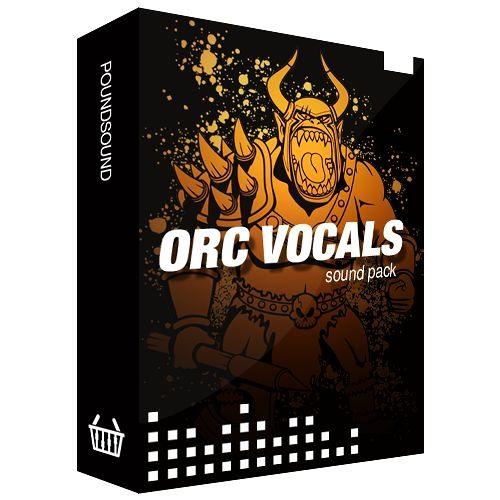 Orc Vocals (SFX Pack)